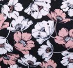Бели и розови цветя